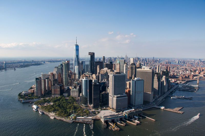 FlyNYON New York City Helicopter Aerial Photography