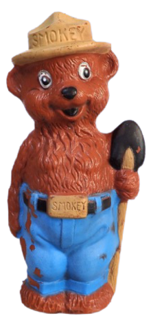 Smokey the Bear photo