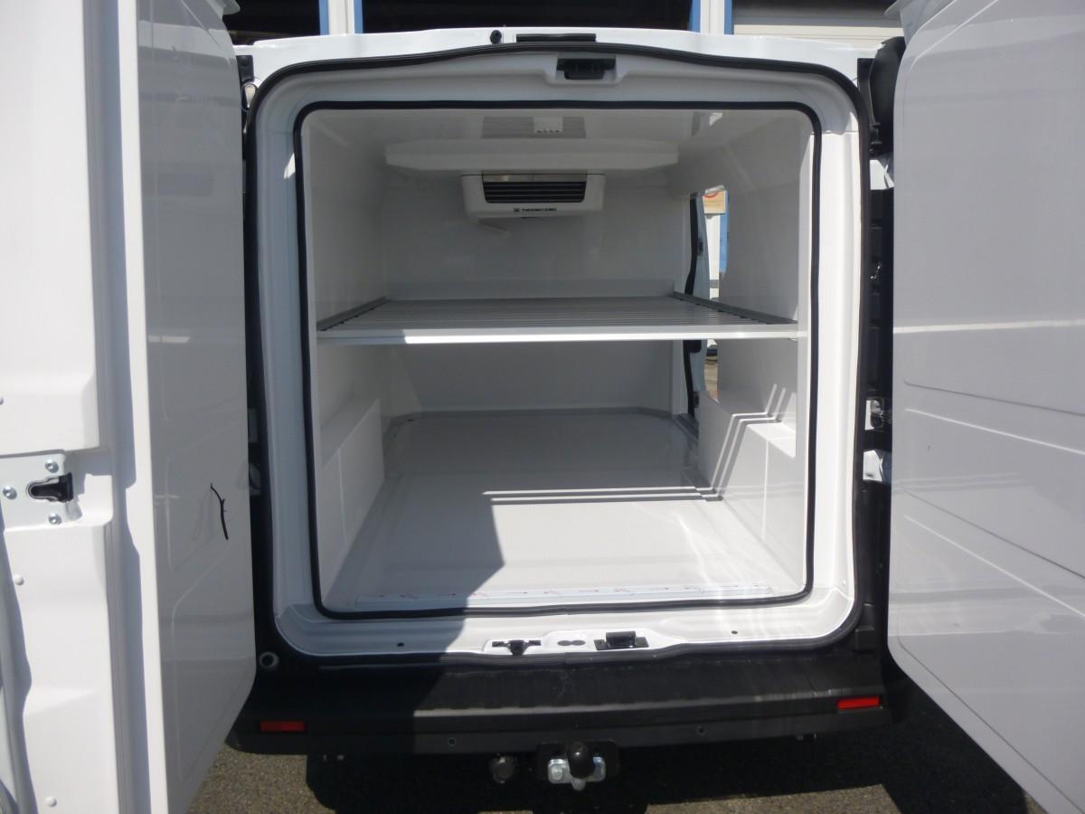 camion frigorifique interieur