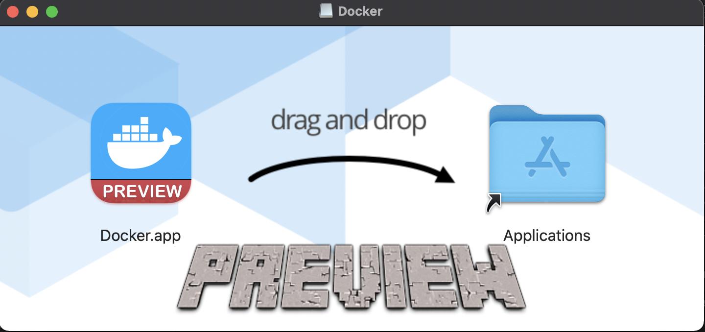 Install the Docker for Desktop