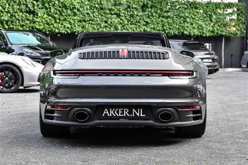 Porsche 911 S CABRIO SPORT CHRONO+SP.UITLAAT+ACC NP.203K afbeelding 21