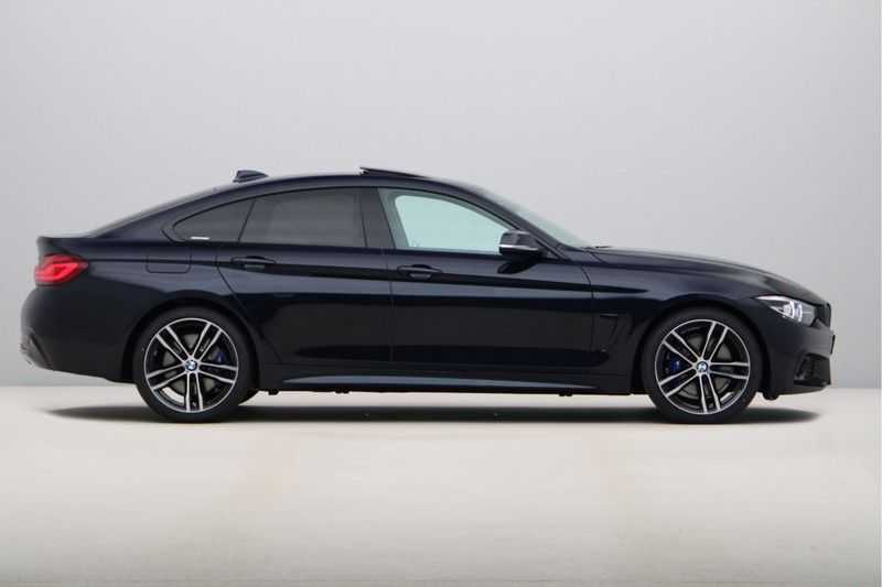 BMW 4 Serie Gran Coupé 420i High Exe Edition M Sport afbeelding 11