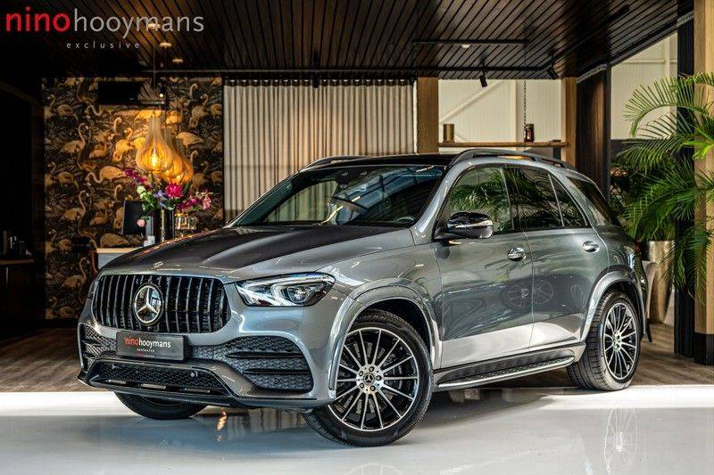 Mercedes-Benz GLE 450 4MATIC AMG   Panorama   Head-up Display   Memory   Burmester   Luchtvering   NP €140.000 afbeelding 1