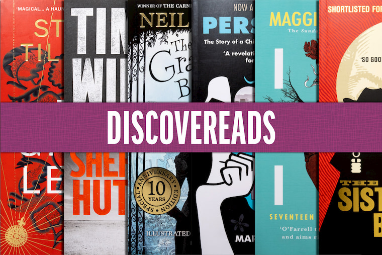 The Discovereads promotion.