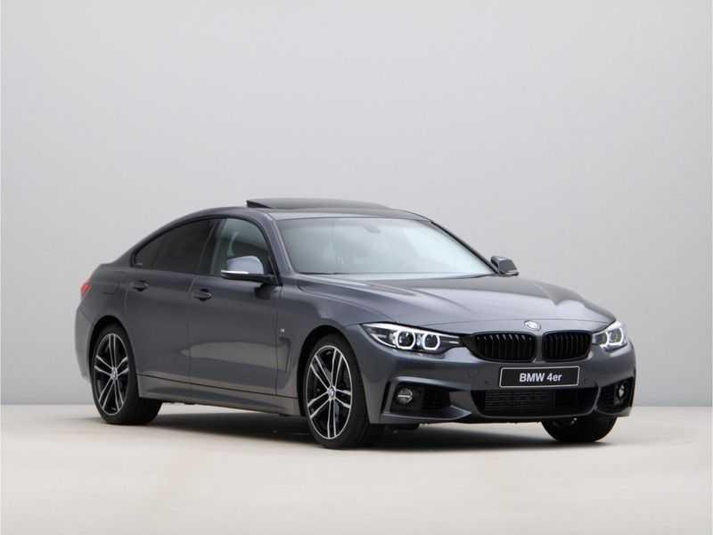 BMW 4 Serie Gran Coupé Exe. M-Sport 418i afbeelding 6