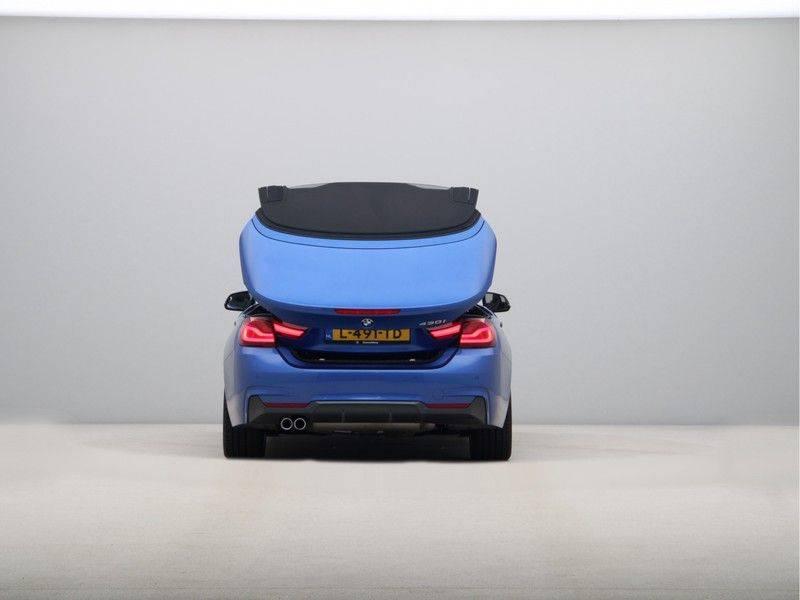 BMW 4 Serie Cabrio 430i High Exe M-Sport afbeelding 22