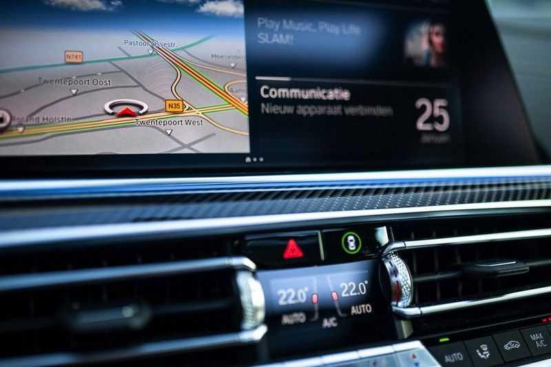 "BMW X6 xDrive40i High Executive *Pano / Laser / HUD / H&K / Leder Indiv. / 22"" / Topview* afbeelding 22"