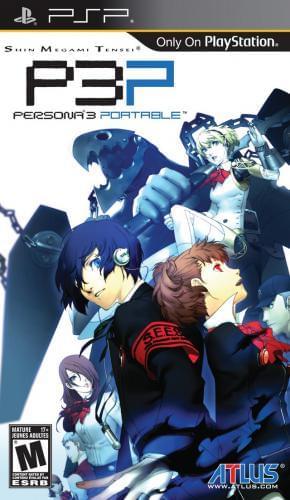 Coverart image of Shin Megami Tensei: Persona 3 Portable psp