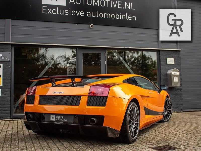 Lamborghini Gallardo 5.0 V10 Superleggera afbeelding 3