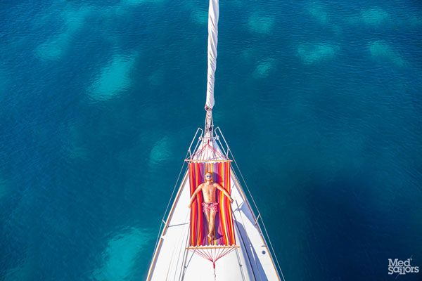 Why Is the Sea So Blue When Sailing in Greece?