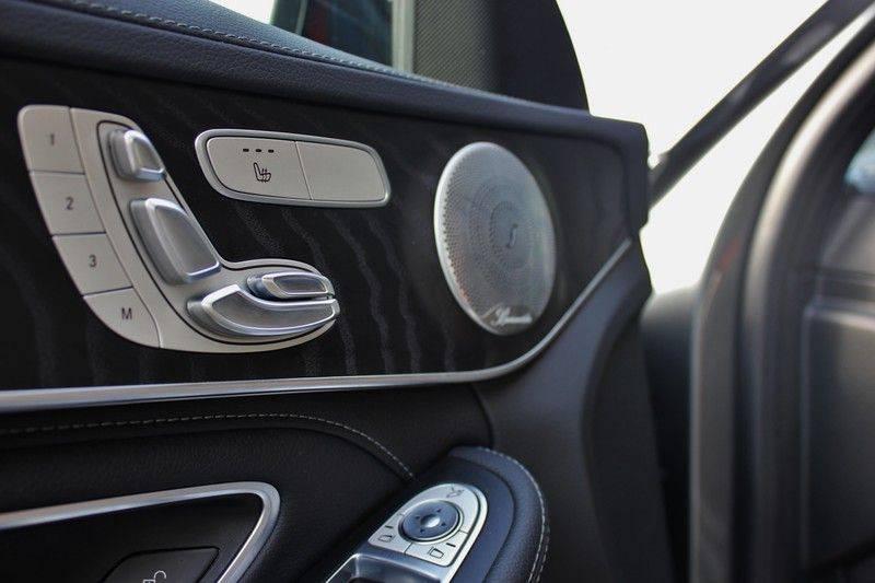 Mercedes-Benz C-Klasse C63 AMG 4.0 V8 Estate 476pk! **360°Camera/Burmester/Spoorassistent** afbeelding 20