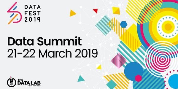 featured image thumbnail for post Data Summit, Edinburgh, 2019