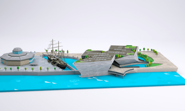 How We Get Landmarks into Our 3D City Maps