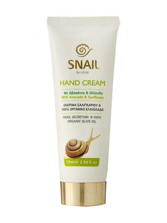 Hand cream with Snail extract – 75ml