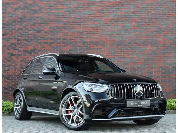 Mercedes-Benz GLC 63 S AMG 4-MATIC+ *510 PK*Facelift*Driver Package*Assistent Plus*