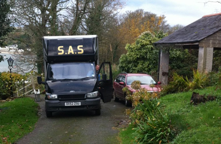 Safe and Sound Removals, Penzance
