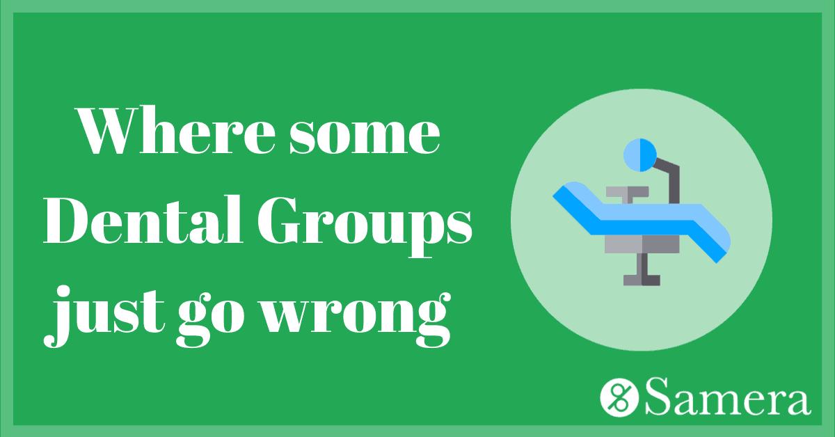 tips for dental groups