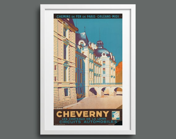 Visit Cheverny, France