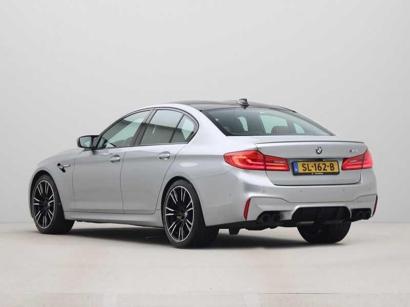 BMW M5 Individual Pure Metal Silver Nw Prijs €. 205.148.- afbeelding 2