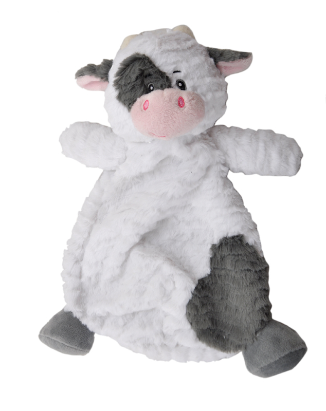 The Petting Zoo: Snugglerz Cow Blanket