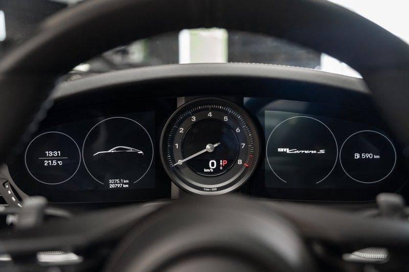 Porsche 911 992 S Coupe Sport Chrono ACC Alcantara Hemel Sport Uitlaat 3.0 Carrera S afbeelding 19