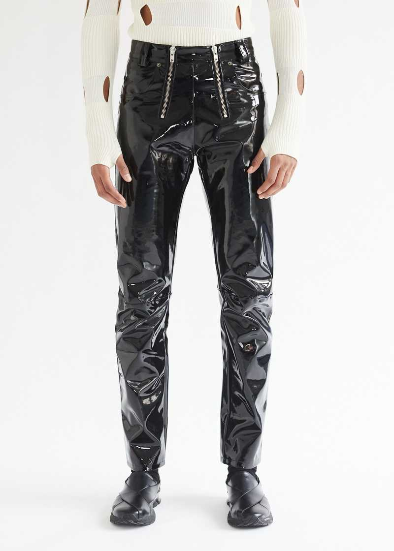 Thor Trousers Black front