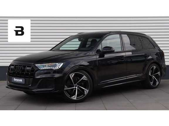 Audi SQ7 4.0 TDI 435pk quattro 7p Panoramadak, BOSE, Massage, Ruitstiksel, Trekhaak