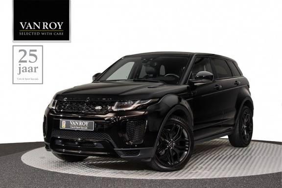 "Land Rover Range Rover Evoque 2.0 Si4 241pk HSE Dynamic AWD Aut9 Black Pack Panoramadak Volleder Navi Ambientlight MeridianSound Led Privatglass DAB Camera 20"" Pdc"