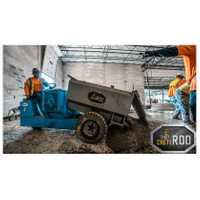 CreteRod Concrete Buggy