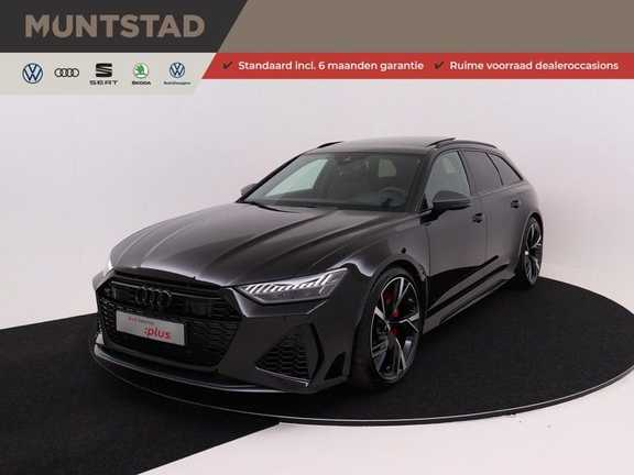 Audi A6 Avant RS 6 TFSI quattro | 4-wiel besturing | Gelimiteerd slipdifferentieel | Keramische remschijven | Bang & Olufsen Premium soundsystem |