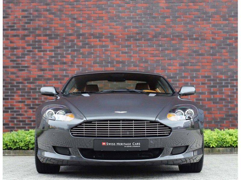 Aston Martin DB9 5.9 V12 *450 PK*Perfecte staat* afbeelding 19