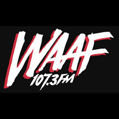 The (now closed) WAAF Boston