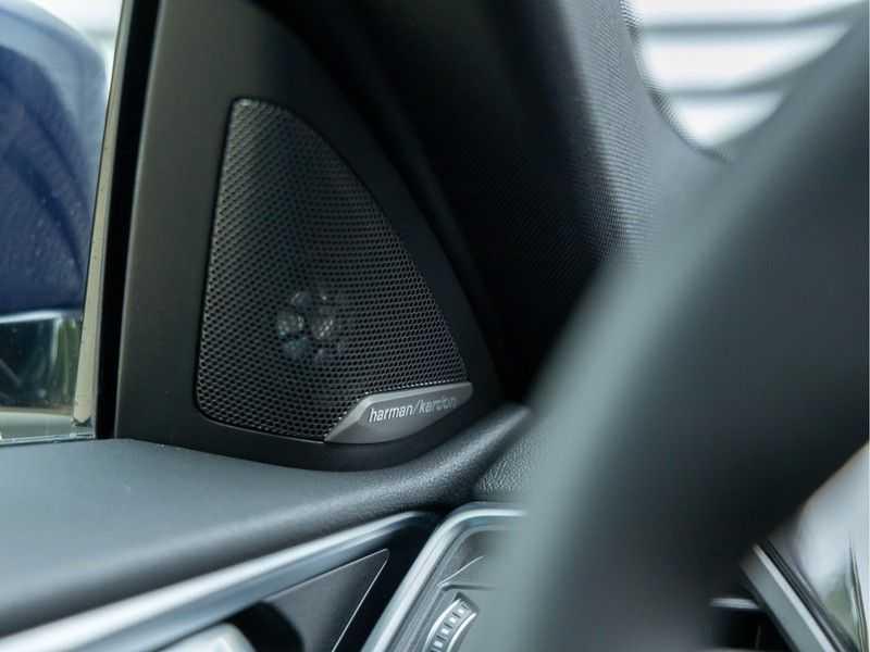 BMW 4 Serie Coupé M440i xDrive M-Sport - Head-up - Dak - Camera - DAB afbeelding 21