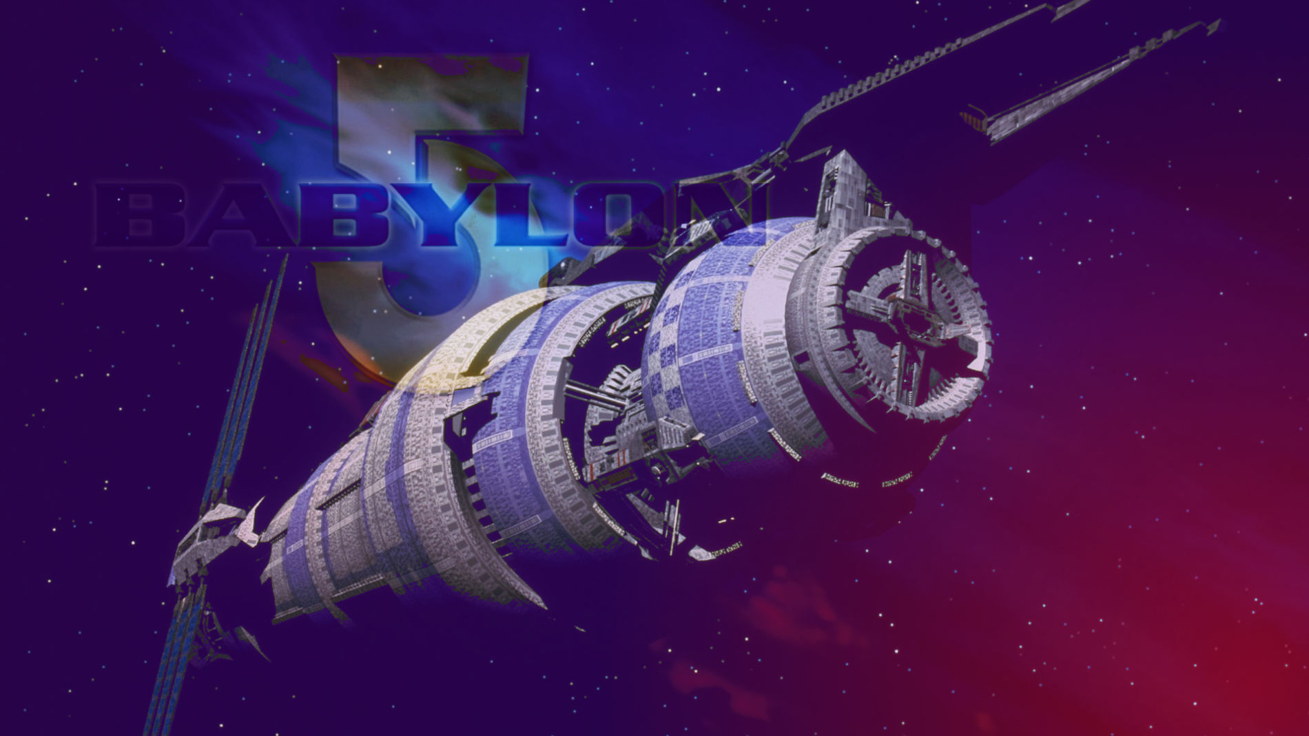 Babylon 5 space station