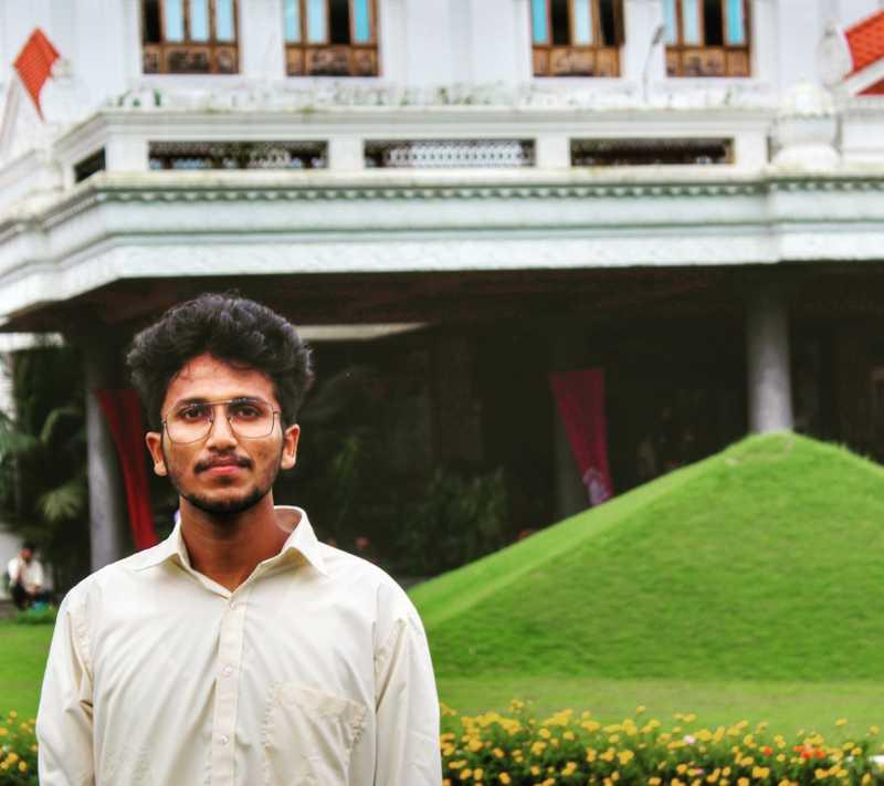 Shogil Babu's photo