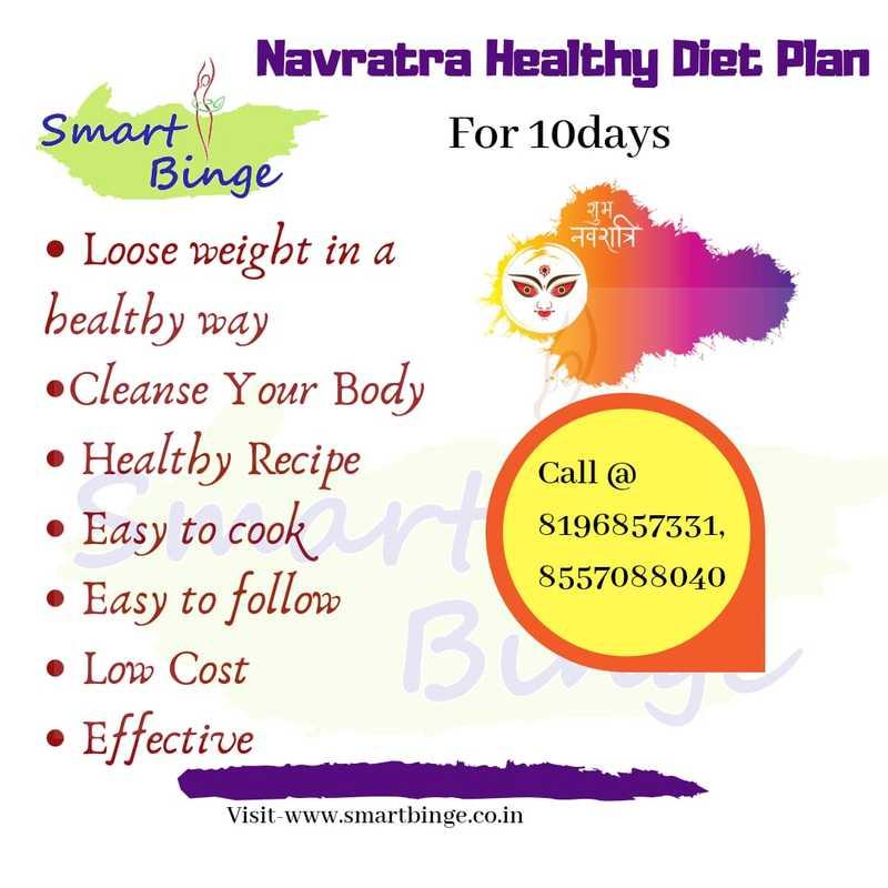 Navratri Special Diet Plan