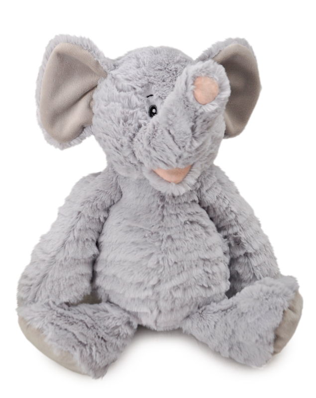 "The Petting Zoo: 14"" Snugglerz Elephant Plush"