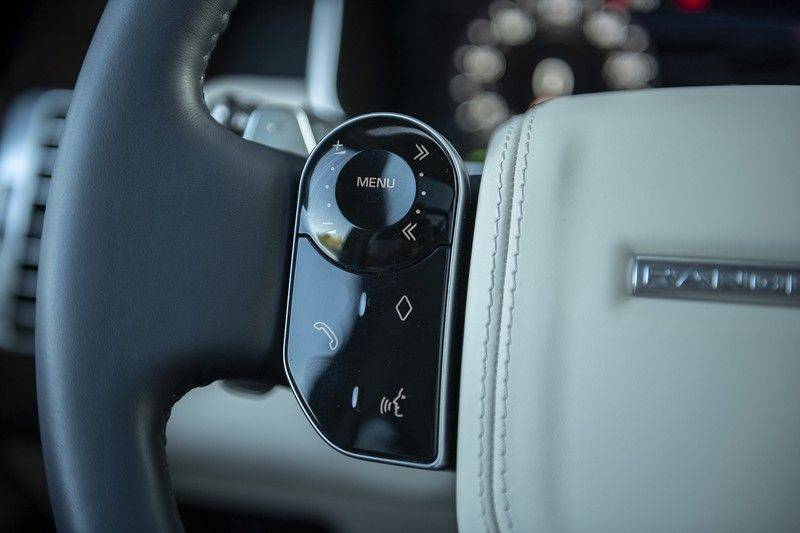 Land Rover Range Rover 5.0 V8 SC Autobiography Portofino Blue + Verwarmde, Gekoelde voorstoelen met Massage Functie + Adaptive Cruise Control + Head Up afbeelding 16