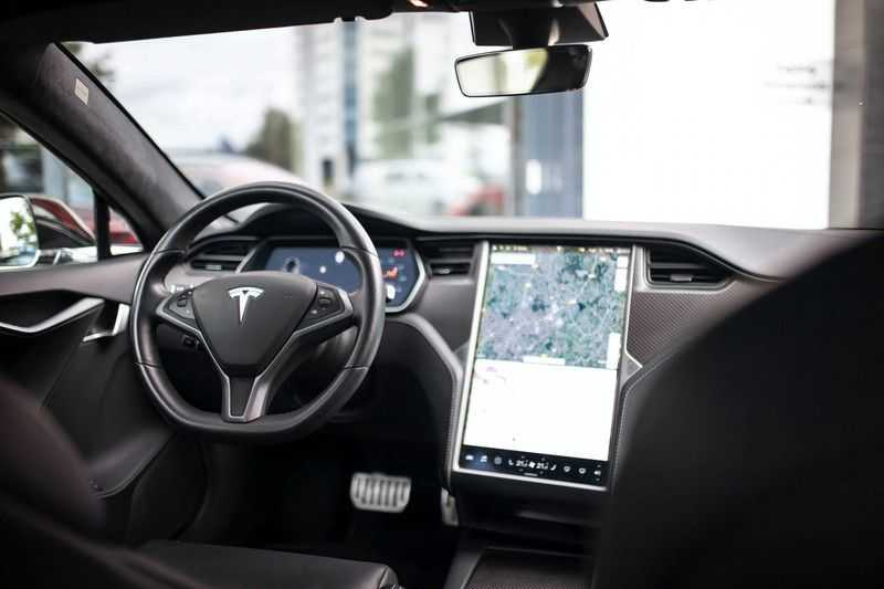 "Tesla Model S 100D Performance *Verb. Autopilot / 21"" LM / Pano* afbeelding 4"