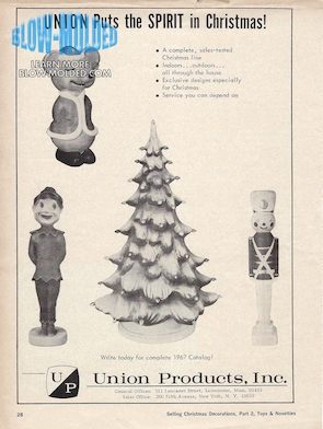 Union Products Catalog Order Ad (Toys and Novelties) (1967) preview
