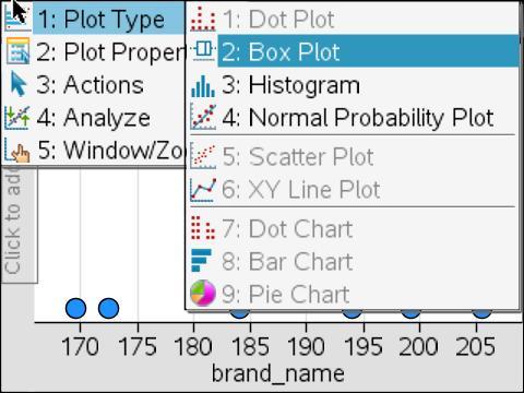 TI-Nspire vs. R Statistics 2