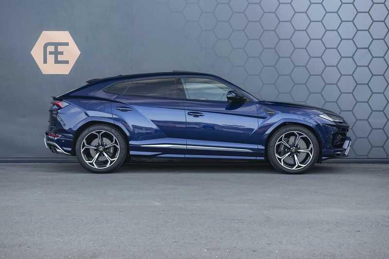 Lamborghini Urus 4.0 V8 + Full Option + Rear Seat Entertainment + Nightvision afbeelding 11