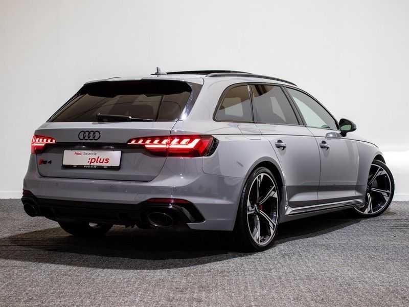 Audi RS4 2.9 TFSI quattro | Matrix LED | Panoramadak | B&O | Virtual Cockpit | afbeelding 9