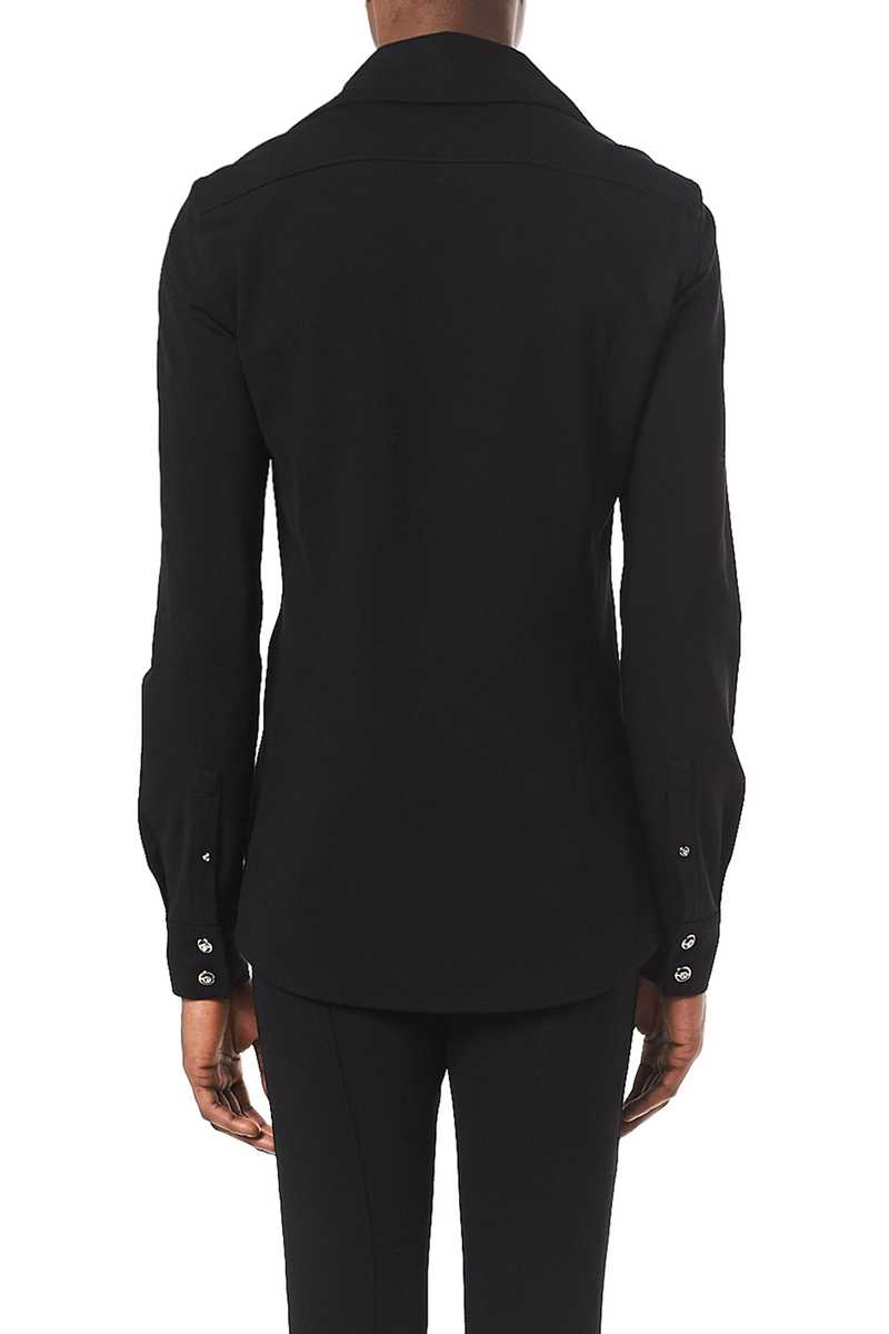 Gaie shirt aw21 backview menswear