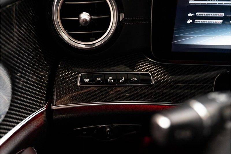 Mercedes-Benz E-Klasse 63 S AMG MB Gar-2jr BTW/Pano/Ceramic/Carbon/Memory/burmester afbeelding 12