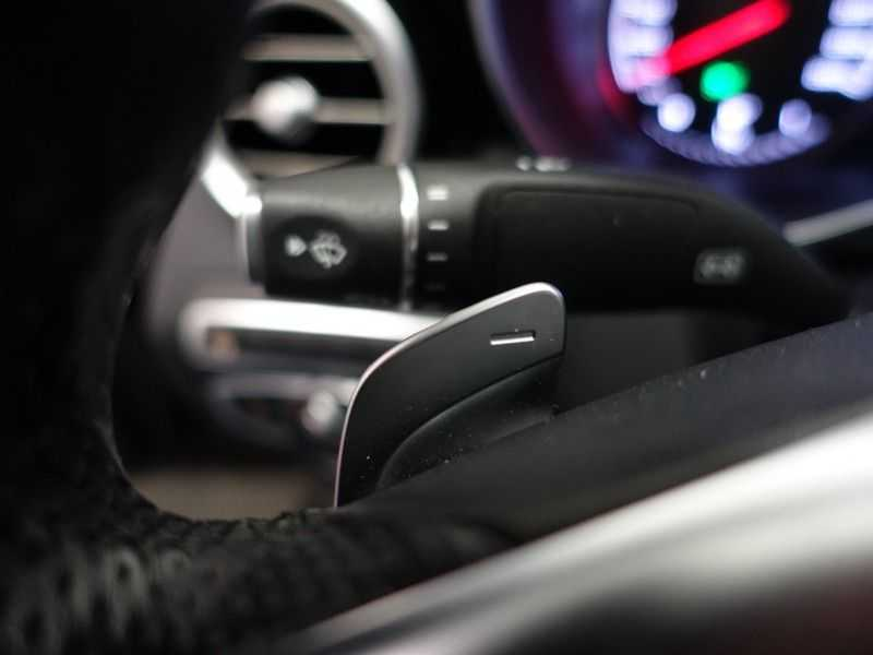 Mercedes-Benz C-Klasse 43 AMG 4M Black Series 368pk Autom- Schuifdak, Burmester, Leer, MBUX, Camera, Full! afbeelding 3