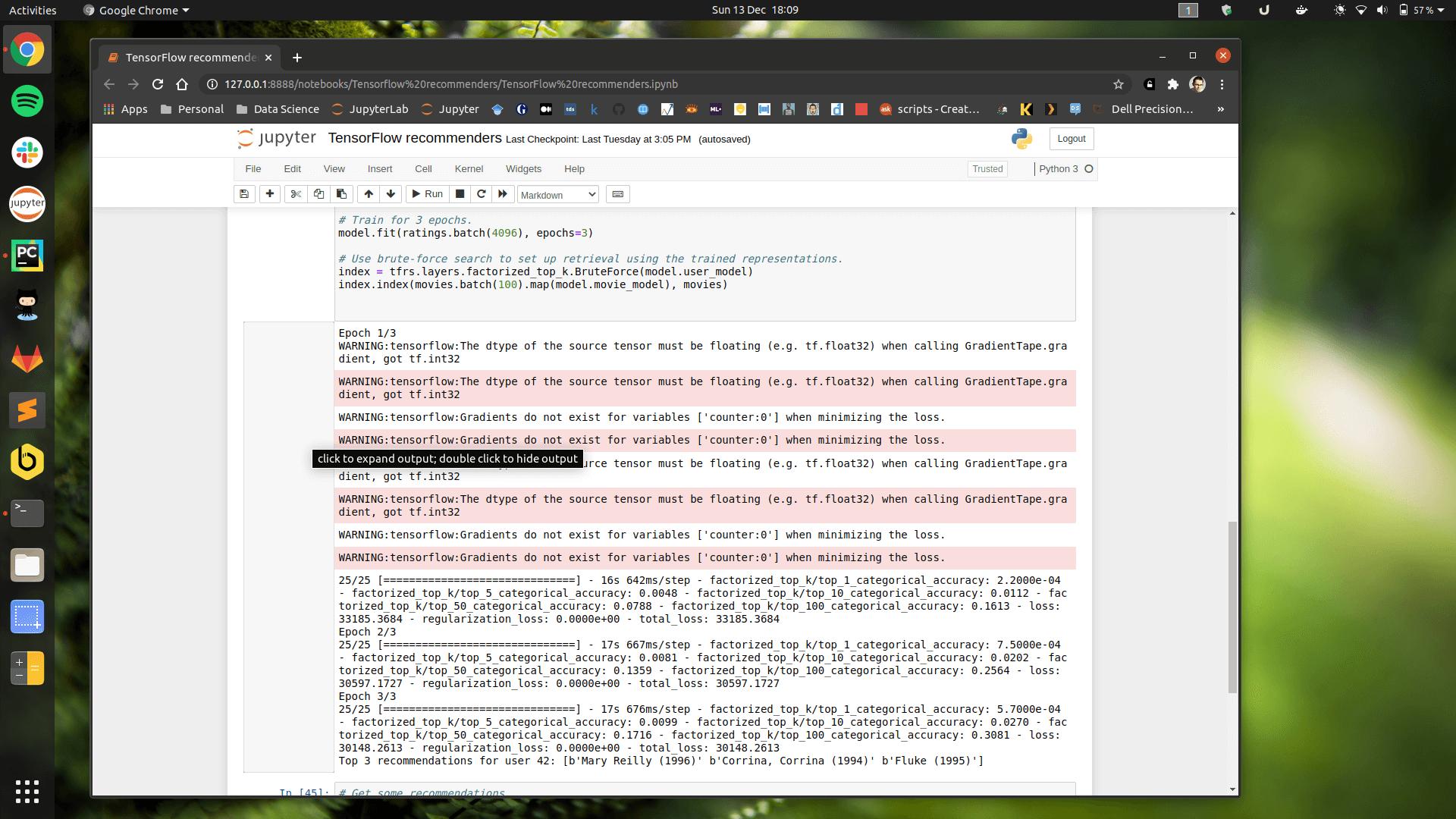 How to create an Ubuntu desktop entry to run Jupyter