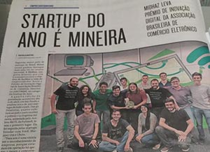 Startup do ano é mineira