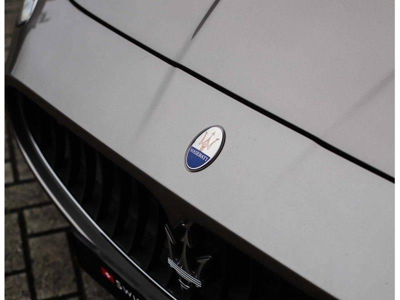 Maserati GranTurismo 4.7 S *Dealer onderhouden*Memory*Vol!* afbeelding 7