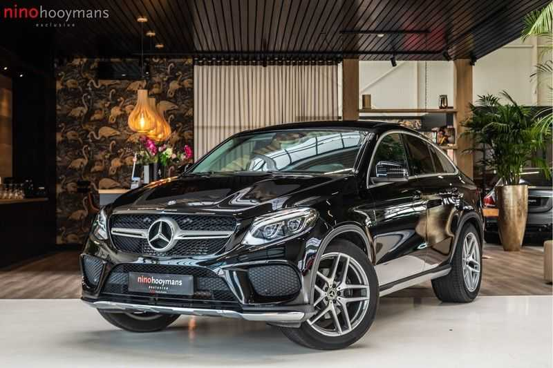 Mercedes-Benz GLE Coupé 350 d 4MATIC AMG | Trekhaak | Comand | Camera | panoramadak | Apple Car Play | Privacy glas | BTW | afbeelding 4